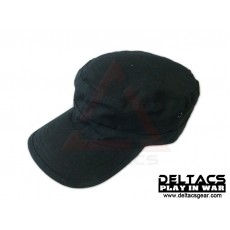 Deltacs Military Ranger Cap - Black